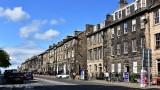 Scottish Row Houses, Edinburgh UK