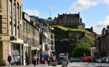 Edinburgh Castle Castle Street Edinburgh Scotland