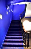 Blue Stair, The Hub, Edinburgh, Scotland UK