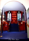 Red Room The Hub Edinburgh Scotland UK