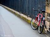 Red Bike Edinburgh UK