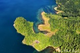 Coeur dAlene Creek Quinaquilth Indian Reservation Effingham Inlet Canada