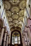 St Johns Episcopal Church Ceiling Edinburgh Scotland