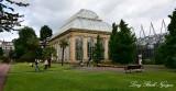 Palm House Royal Botanic Garden Edinburgh UK