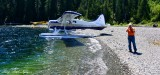 Charlie at Nahmint Lake DHC-2 Beaver Floatplanes Canada