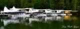 Eagle Nook Resort, Beaver Owners Pilot Association, Barkley Sound, Vancouver Island,  Canada 2014