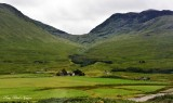 Green Valley Scottish Highland UK