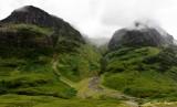 Stob Coire Sgreamhac Mountain, Bidean nam Bian, Glencoe, Scotland, UK