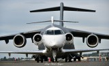 Big Brother Challenger 300 and Boeing C17