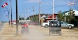 ATV road Churchill Canada