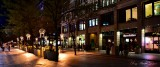 16th Street Mall at night, Denver Colorado