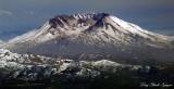 Mount St Helens National Volcanic Monument, Washington 2006