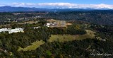 Final Approach to Runway 5 Placerville California