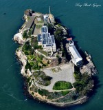Alcatraz Island, San Francisco Bay, California