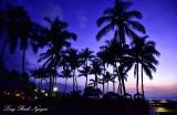 Blue Hour on Big Island, Hawaii