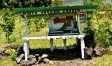 Marys Organic Garden, Painted Church Road, Captain Cook, Big Island, Hawaii