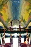 Painted Church, Saint Benedict Roman Catholic Church, Captain Cook, Big Island, Hawaii