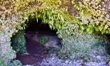 Lava Cave on Old Mamalahoa Hwy, Big Island, Hawaii