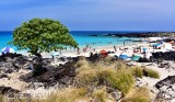 Manini'owali Beach, Kailua-Kona, Big Island, Hawaii
