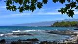 Looking at Kohala Mountain, Puako, Hawaii