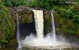 Rainbow Falls Wailuku River Hilo Hawaii