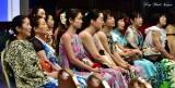 Japanese Hula Performers, Merrie Monarch, Hilo, Hawaii