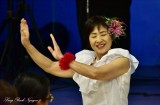 Japanese Hula Dancer, Merrie Monarch, Hilo, Hawaii