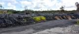 Pahoa Lava Flow at Landfill Pahoa Hawaii