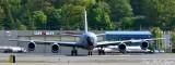 USAF KC-135 at Clay Lacy Aviation Seattle, Washington
