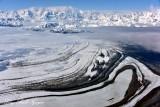 Mt St Elias, Agassiz Glacier, Malaspina Glacier, Wrangell Saint Elias National Park, Alaska