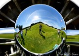 Photographer Selfie, Cawley Airport, Washington