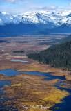 Twentymile River, Twentymile Glacier, Chugach Mountain, Portage, Alaska