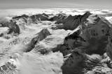 Mount Leeper, Robinson Mountains, Leeper Glacier, Wrangell-St Elias National Park, Alaska