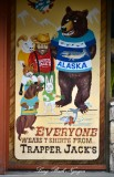 Trapper Jacks, Anchorage, Alaska