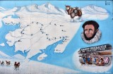 Mural in Anchorage Alaska