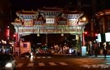 Chinatown Gate Washington DC