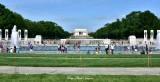 LIncoln Memorial, World War II Memorial,  Washington DC