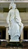Emancipation Hall and Statue,-US Capitol Visitor Center, Washington DC