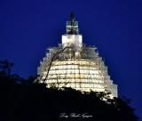 US Capitol Dome at night Washington DC