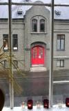 Red Door Reykjavik Iceland