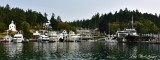 Roche Harbor Resort and Marina, San Juan Island, Washington