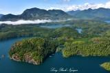 Rainy Bay Useles Inlet Seddall Island Vancouver Island BC Canada
