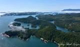 Alma Russell Islands Julia Passage Broken Island Group Barkley Sound BC Canada