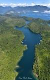 Julia Passage Alma Russell Island Vancouver Island Canada