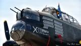 X-Terminator Lancaster Bomber Oshkosh Airventure