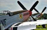 P-51 Mustangs Oshkosh Airventure