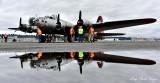 B-17G EAA Flying Fortress
