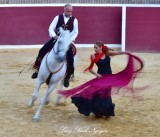performer and rider