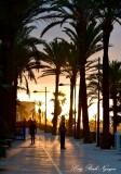Marbella sunrise Spain