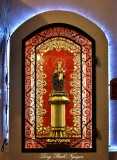 Statue of Mary, Marbella